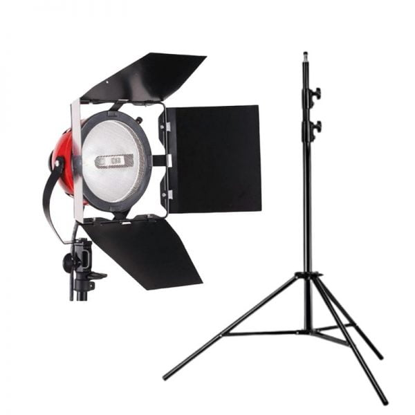 800w 220V Halogen Tungsten Lamp for Continuous Red Head Light Studio Lighting